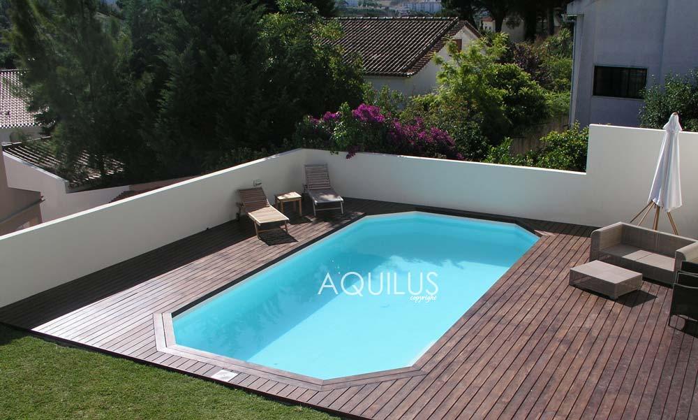 Nos r alisations aquilus valence for Accessoire piscine aquilus