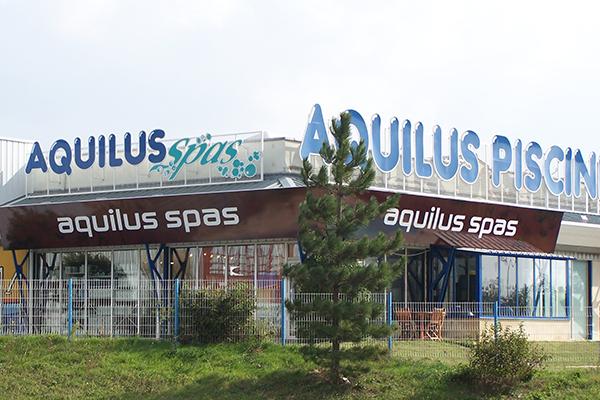 Magasin Aquilus + spas Valence