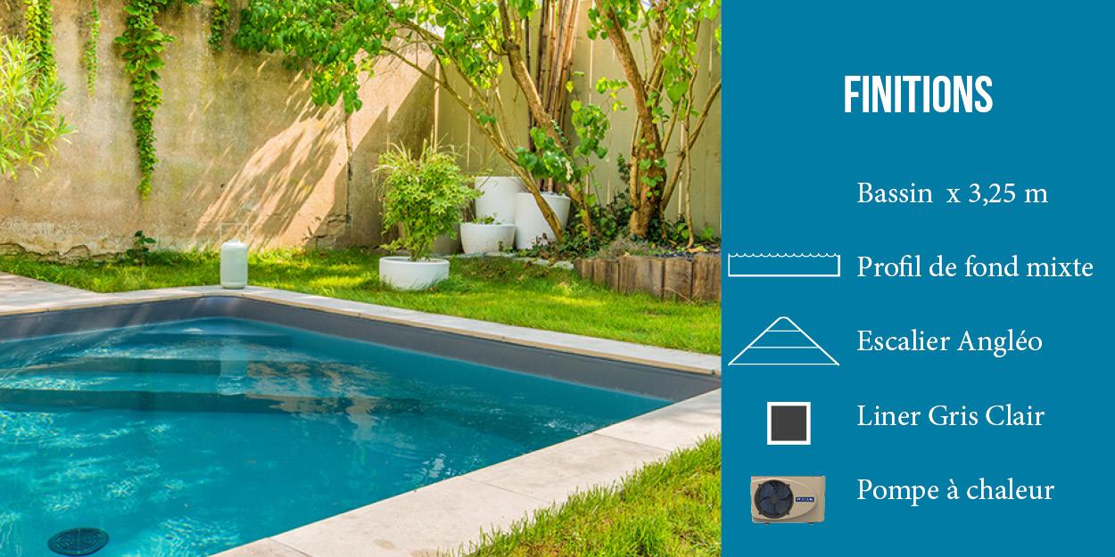 Options mini-piscine- Aquilus Valence