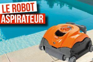 Robot Aspirateur - Aquilus Valence