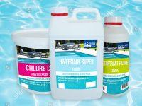 produit de traitement pour piscine Aquilus Valence